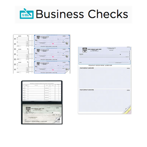 Business Check Order image